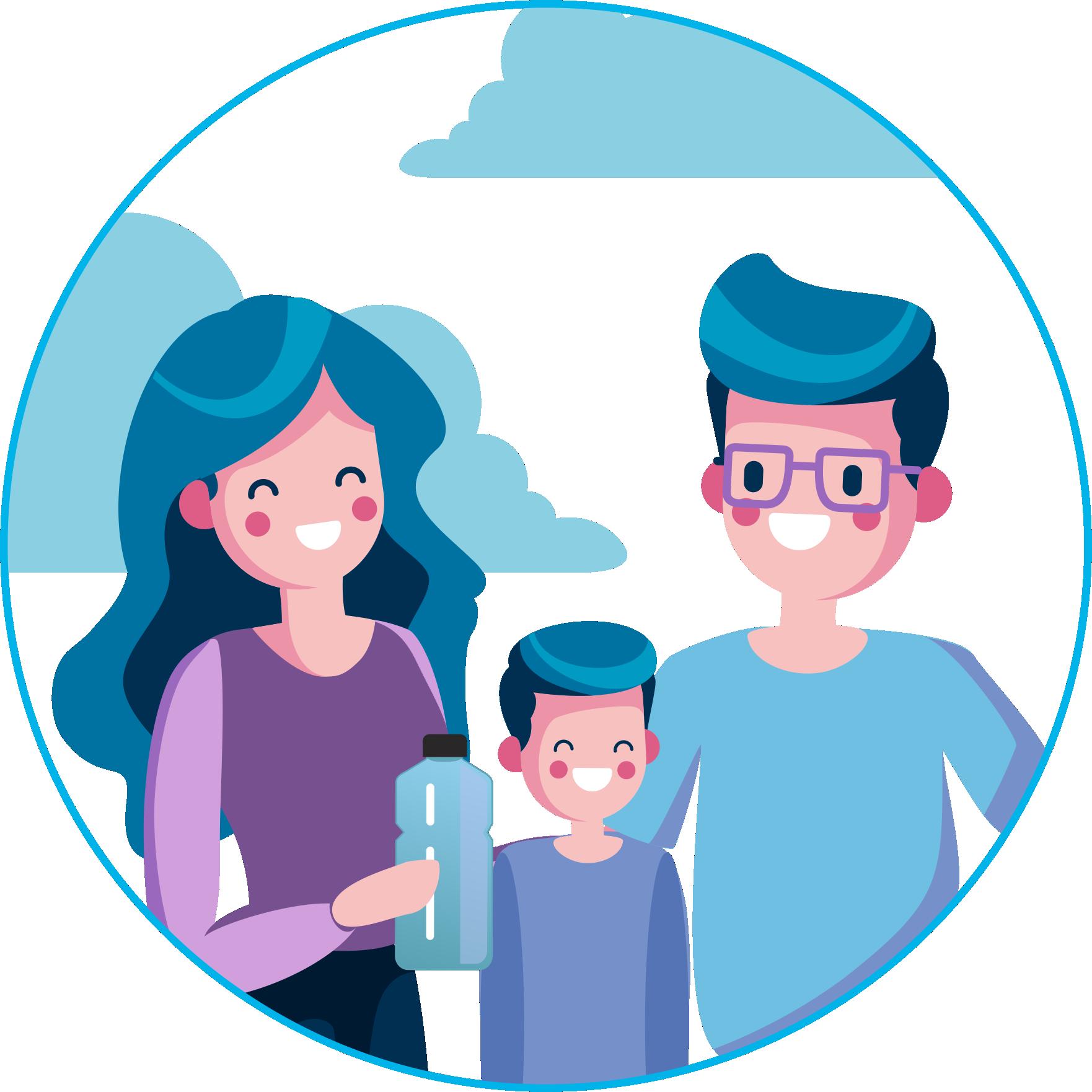 Споживання води
